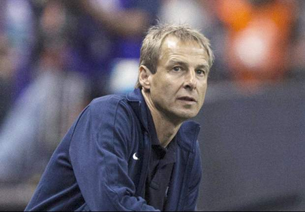 Klinsmann: England deserve to host a World Cup