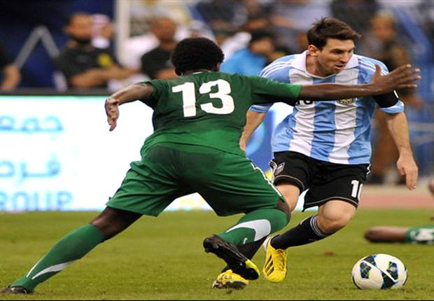 Messi 'disappointed' with Argentina performance