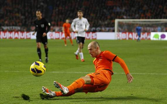 Robben injury blow for Bayern