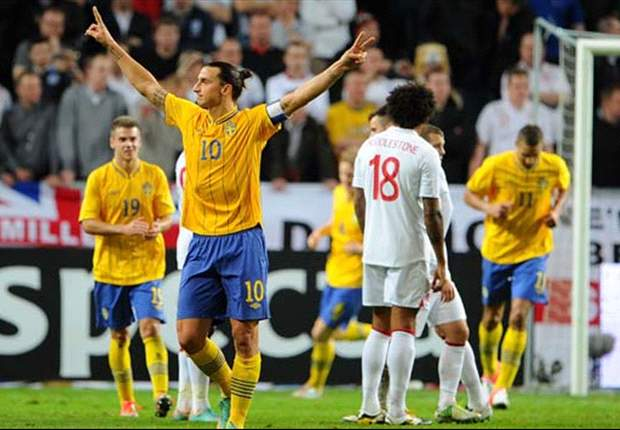 Ibrahimovic: Maybe England will say I am as good as Messi now