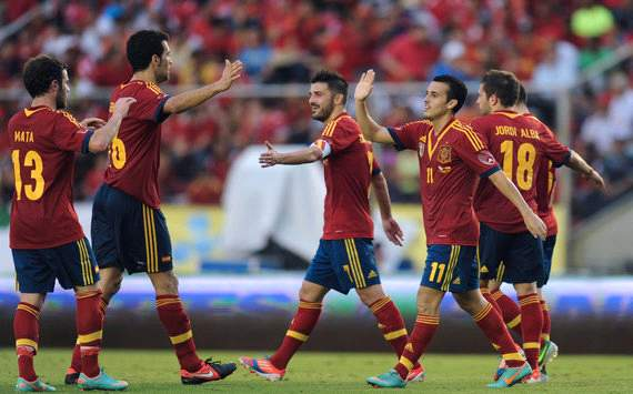 Spain versus Panama (getty)