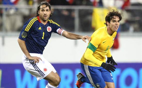 Kaka reveals desire to play in the MLS in the future
