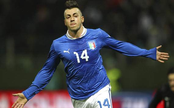 El Shaarawy delighted with Italy goal, says agent