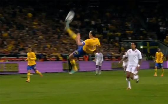 Bicycle: Bicycle Kick Goals