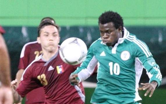 Nosa Igiebor sigue sin volver tras la Copa frica