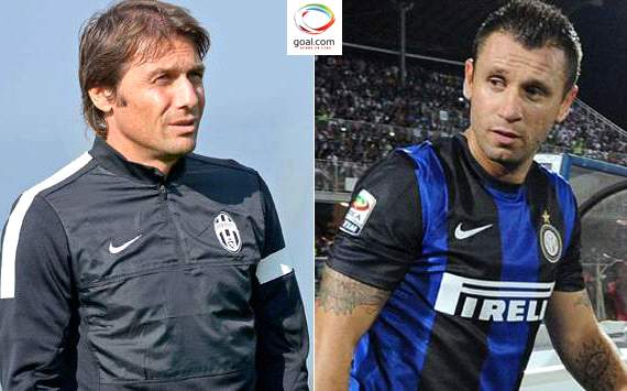 Conte 'astounded' by Cassano comments