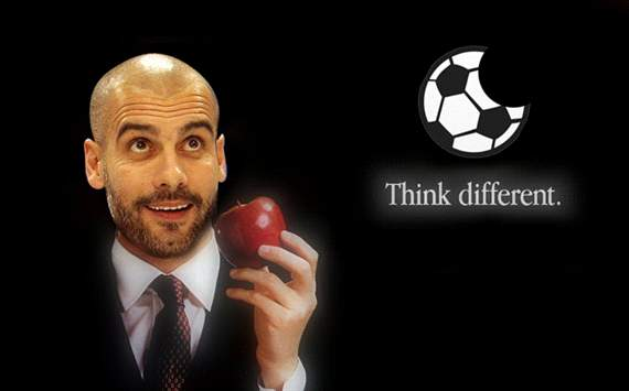 Pep Guardiola and Steve Jobs - How similar are two of the world's most popular personalities?