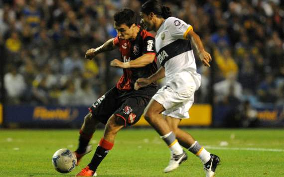 Boca - Newell's; Inicial 2012