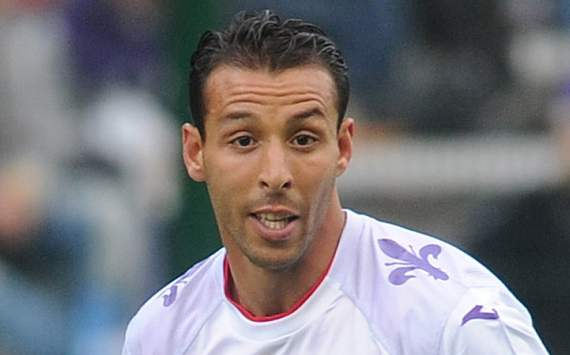 Playing for Liverpool would be a dream, says Fiorentina forward El Hamdaoui