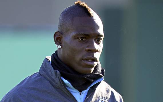 Mancini: Balotelli must work harder