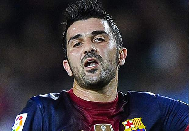 Arsenal open formal talks with Barcelona to sign David Villa