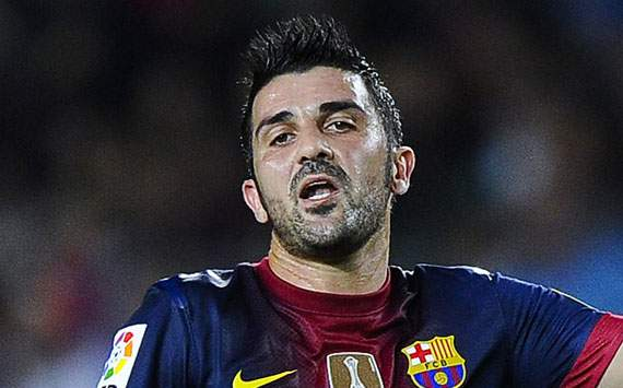 TEAM NEWS: Villa returns to starting XI for Barca's clash with Osasuna
