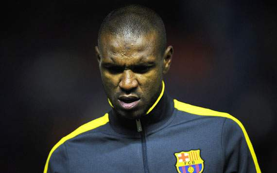 'I have a family and I'm not going to take any risks' - Abidal cautious over return