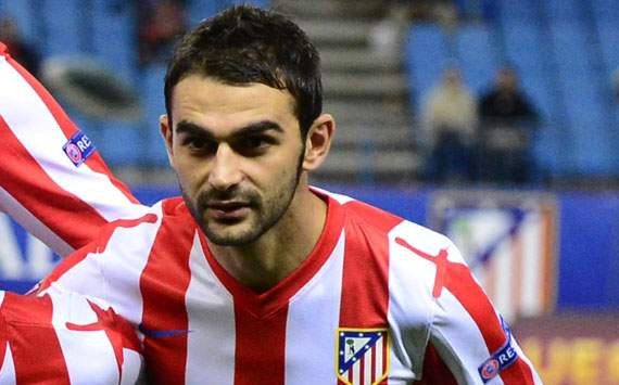 Adrian Lopez ready for feisty Madrid derby