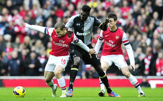 Adebayor: Finishing above Arsenal would confirm I was right to leave them
