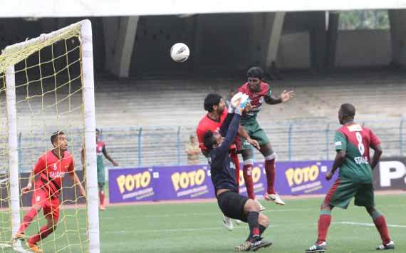 I-League:Mohun Bagan vs Salgaocar