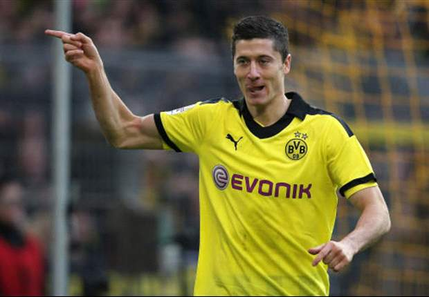 Borussia Dortmund could sell Manchester United target Lewandowski