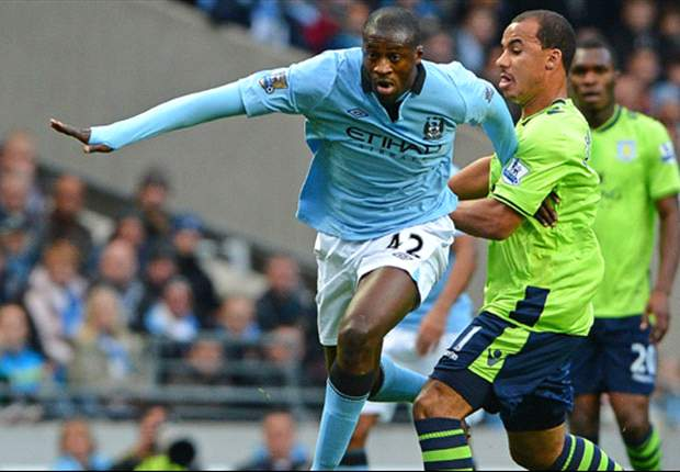 Manchester Citys Yaya Toure retains Caf African Player of the Year title
