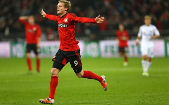 Andre Schrrle - Bayer 04 Leverkusen vs. FC Schalke 04