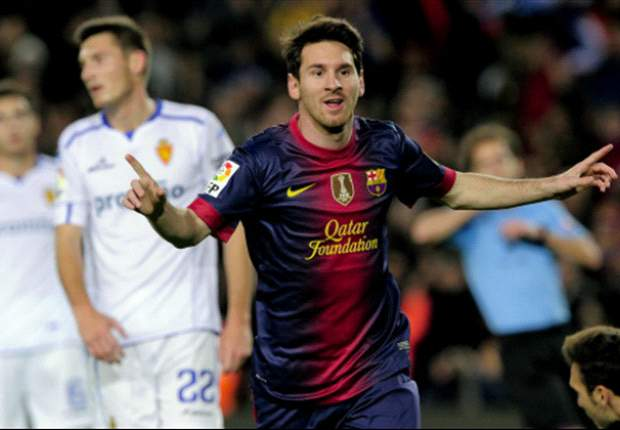 Messi: Champions League a huge challenge for Barcelona