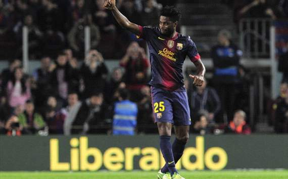 Alex Song, candidato al Jugador Africano del ao 2012