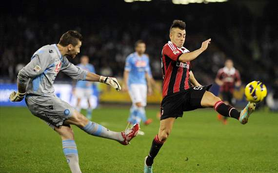 Indispensable El Shaarawy saves AC Milan yet again