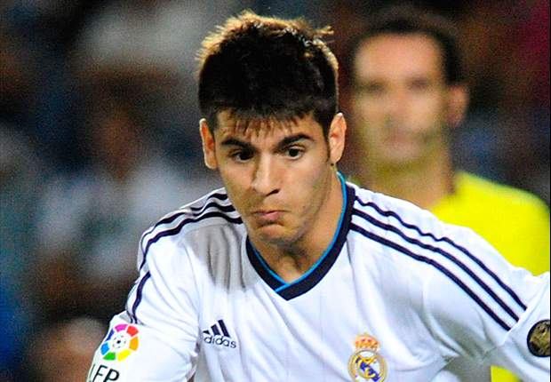 TEAM NEWS: Morata starts for Real Madrid in Copa del Rey clash