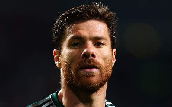 Xabi Alonso in the dark over contract situation at Real Madrid