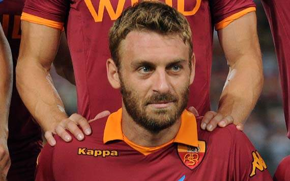 Baldini: I can assure you Zeman has nothing against De Rossi
