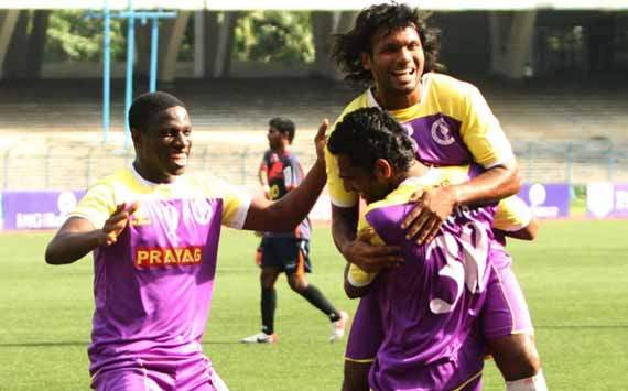I-League:Pailan Arrows vs Prayag United