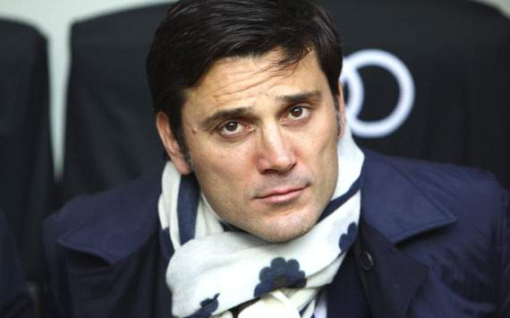 Montella 'proud' that Rossi chose Fiorentina