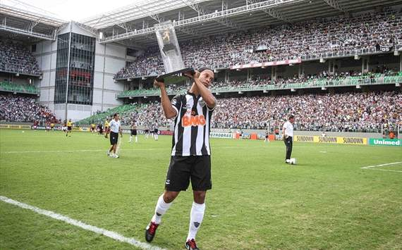 Ronaldinho set to renew deal with Atletico Mineiro
