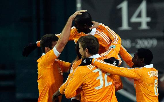 Boniek Garcia; Houston Dynamo vs. D.C. United