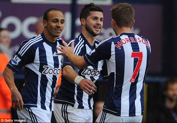 Clarke dismisses talk of West Brom exit for QPR target Odemwingie