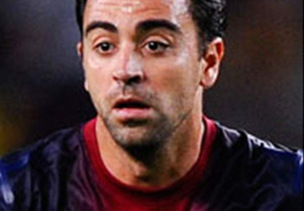 Barcelona are still hungry, says Xavi