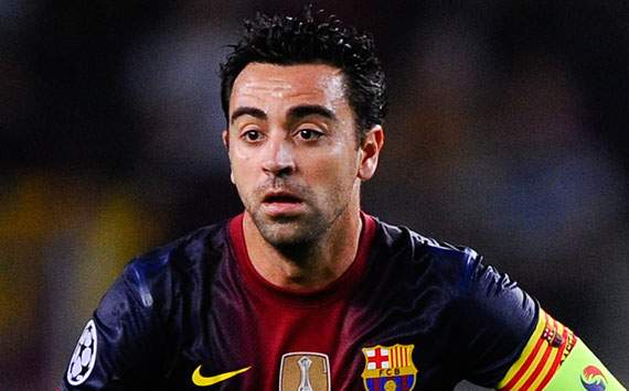 Xavi to sign new Barcelona contract on Monday