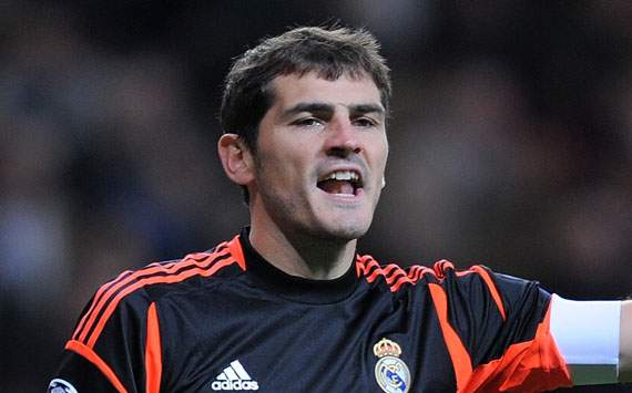 Casillas: I'd finish 25 points behind Barcelona in La Liga to win the Champions League