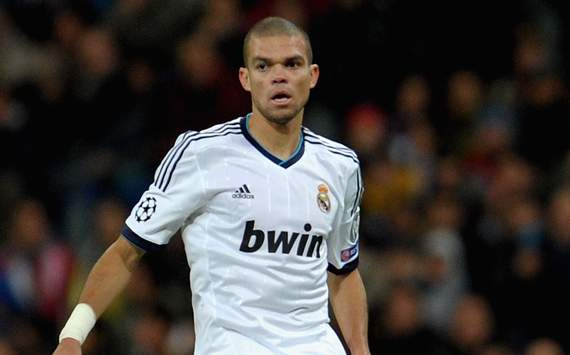 Pepe angered by Di Maria display
