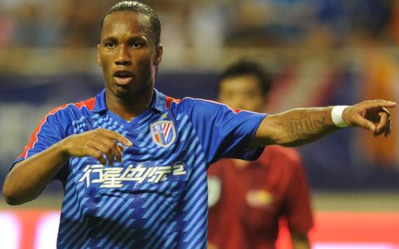 Juventus set to pull out of race to sign striker Drogba