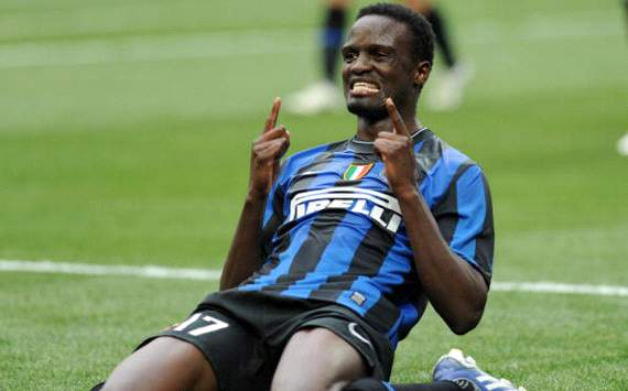 Kenya and Inter midfielder Mariga closing in on a move to English side Reading FC
