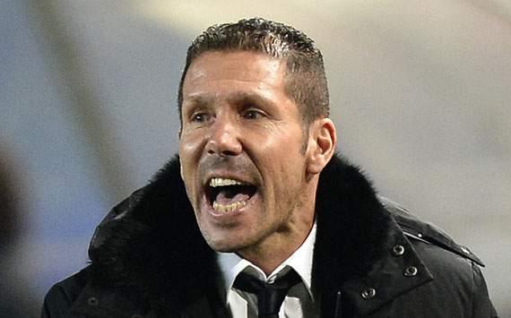 Simeone: Falcao is the world's best No.9