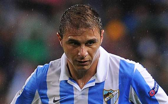 Joaquin targets second-placed finish in La Liga for Malaga
