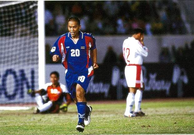 AFF Cup 2000: Singapore's failed title-defence