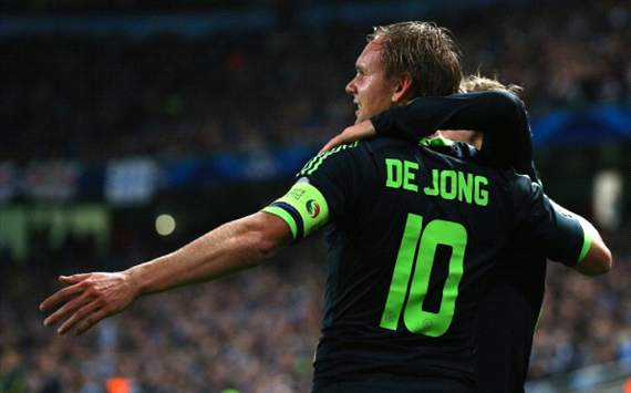 Siem de Jong reveals Bundesliga dream