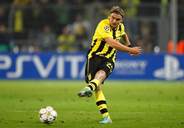 Zorc delighted with Schmelzer's contract extension