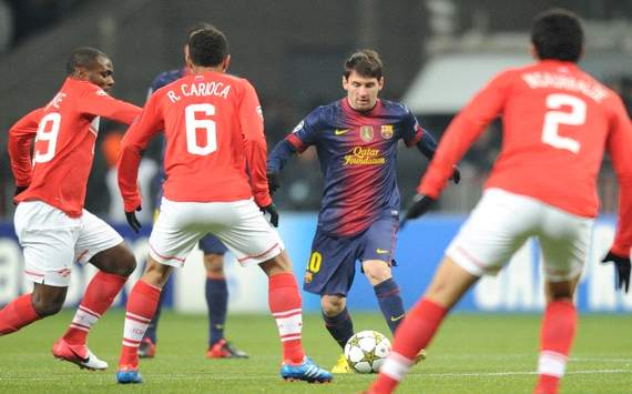 Pique hails Messi magic