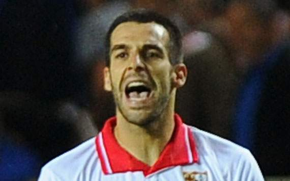 ESP, Seville - Negredo out 3 semaines