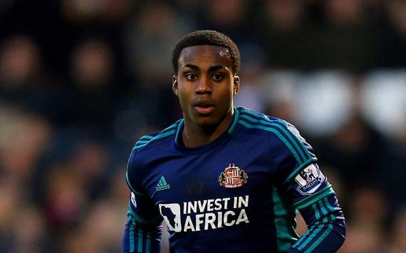 Danny Rose of Sunderland profile pic