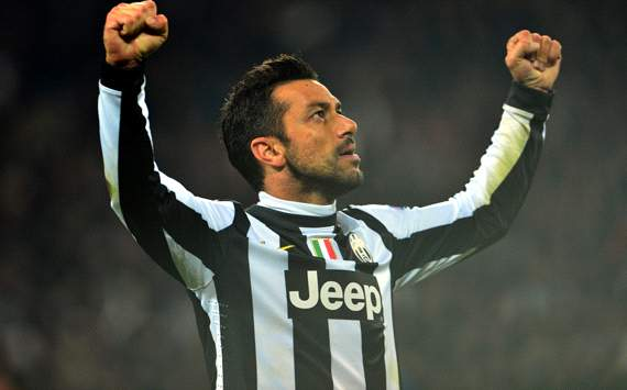 Juventus turn down Wolfsburg offer for Quagliarella