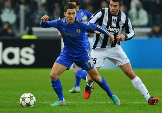 Hazard: Chelsea defeat to Juventus was too severe